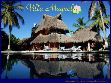 View Villa Magnolia in La Cruz de