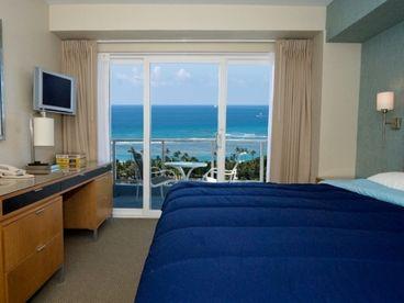 View Ala Moana Condo Hotel