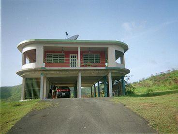 View Casa Buena Vista del Mar Caribe