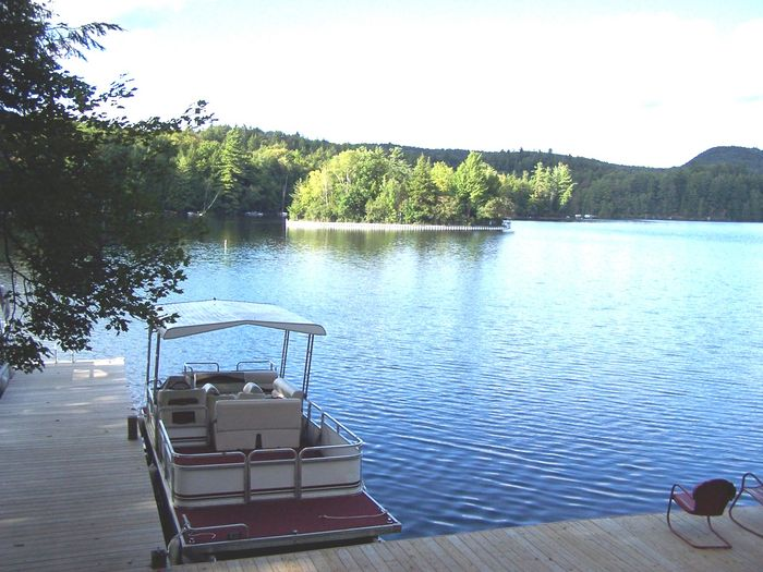 View Sixth Lake Retreat