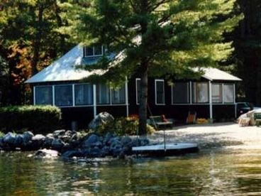 View Kezar Lake Cottage with Private