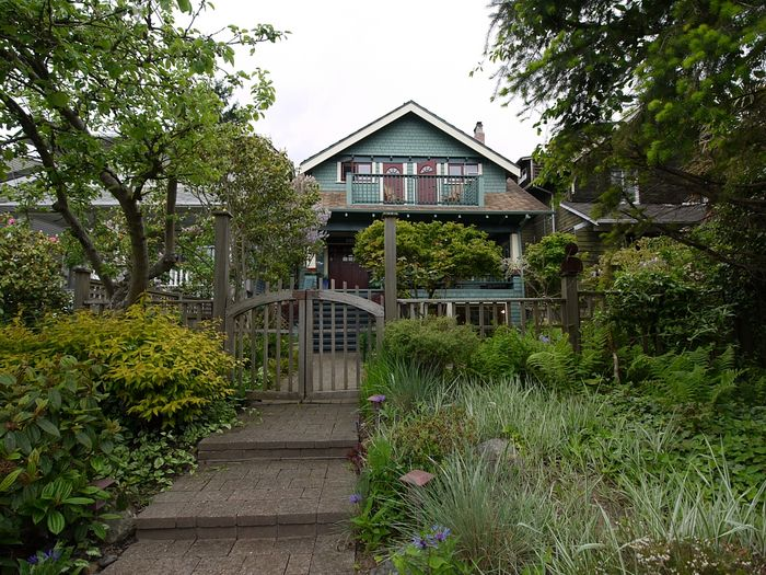 View A Suite at Kitsilano Cottage