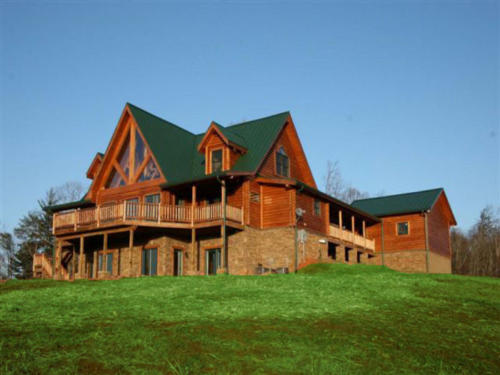 View Dahlonega Mountain Lodge For