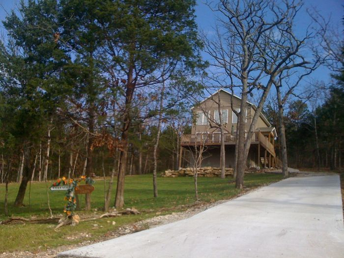 View Secluded Retreat on Table rock