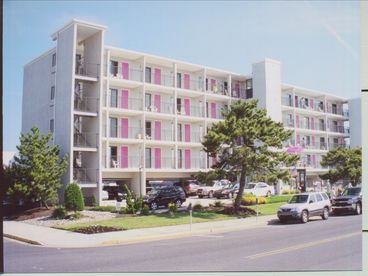 View Olympic Gardens OceanFront Condominiums