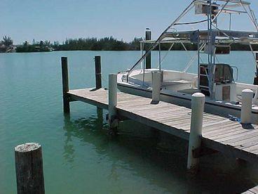 View Deep Water Dockage