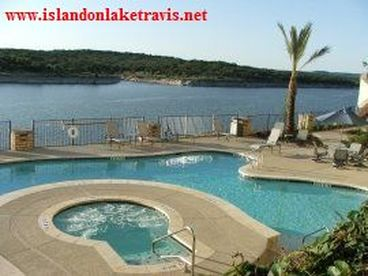 View Island On Lake Travis  Unit