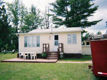 View Spring Lake Cabin Rental