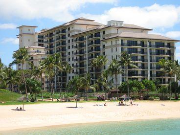View Luxury Ko Olina Golf  Beach Villa