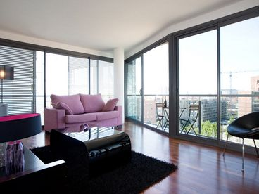 View Luxury Views Skyline Barcelona