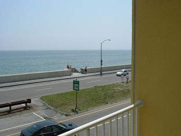 View Brand New Oceanfront Studio Condo