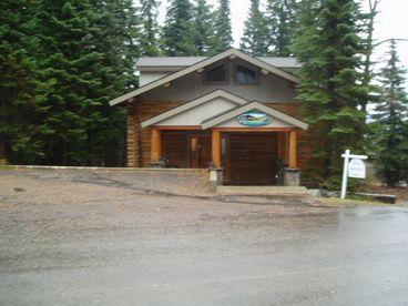 View Frontier Cabin