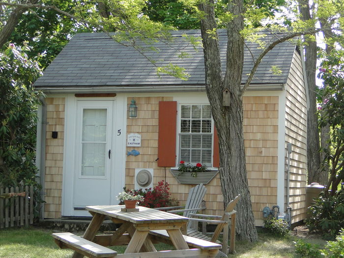 View The Honeymooner at Cranberry Cottages