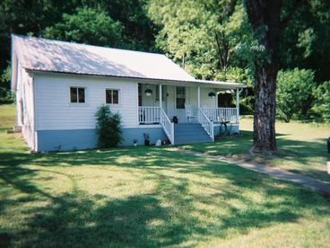 View Cottage in the Smokies