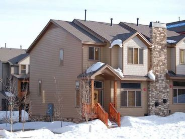 View Park City Luxury Townhome wPrivate