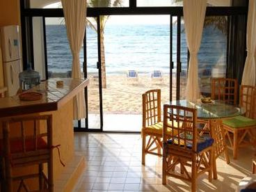 View Playa Blanca  2 Bedroom Beachfront