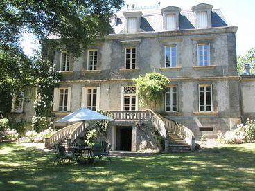 View Chateau de Dournes