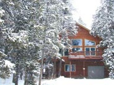 View Snowy V Vacation Rental Home