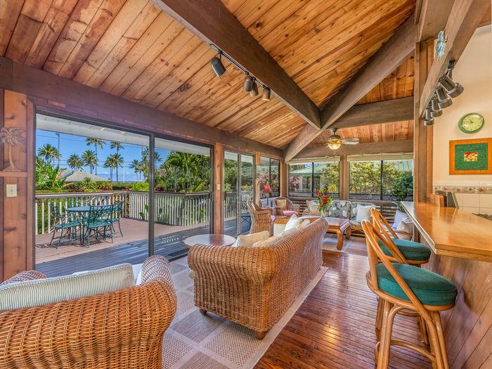 View Paulele Beach House