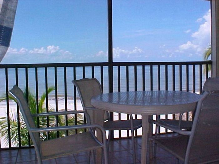 View Beachfront Estero Sands on the