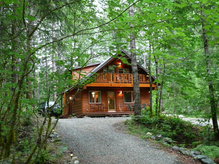 View Lake Creek Cabin