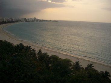 View Ocean Front Studio ESJ Towers By