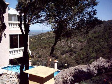 View Cantik visi villa