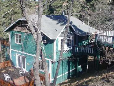 View Secluded Big Bear Cabin near Bear