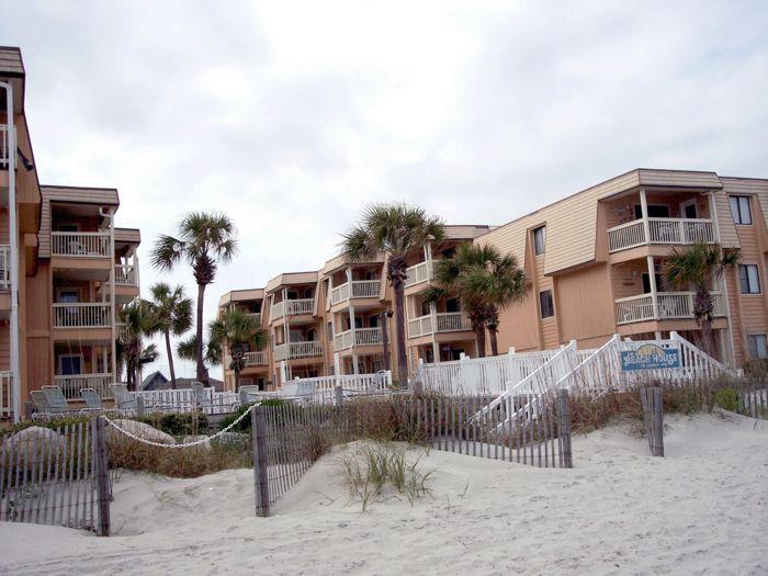 Garden City Beach South Carolina The Beach House At Garden City Unit 204