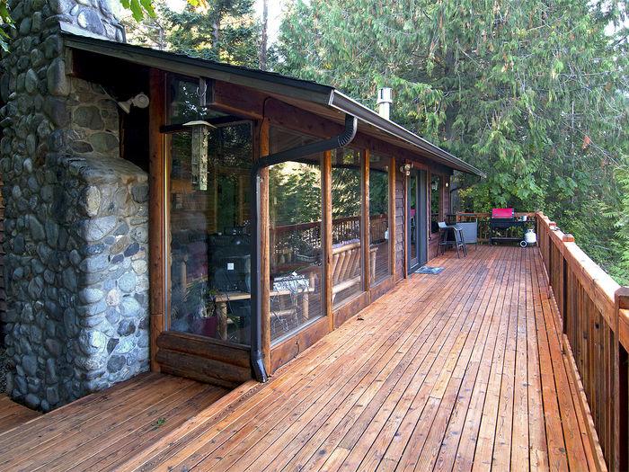 View Prospectors Bend Cabin stunning