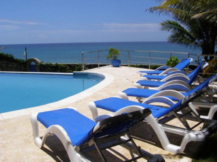 View Luxury Beach Front Villa in Sosua
