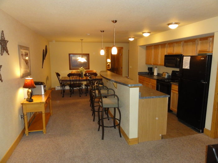 View 3bd Condo in Downtown Steamboat