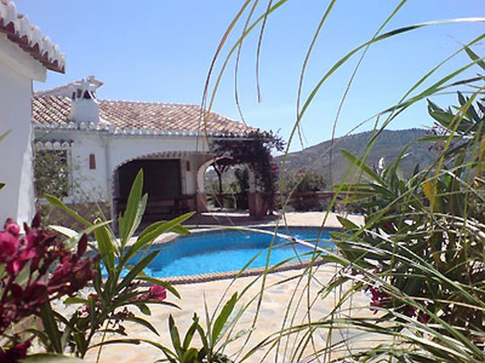View Finca Higueron with private pool