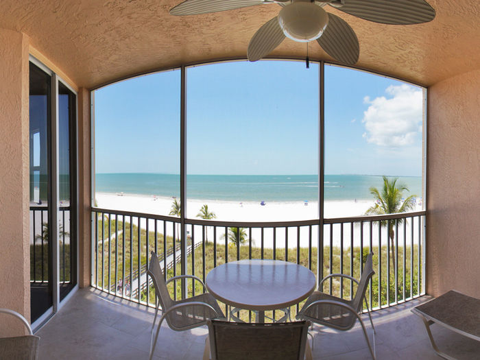 View Estero Island Beach Villas 302