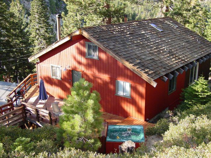 View Tahoe Den