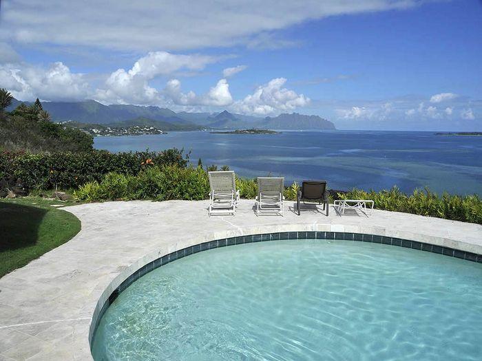 View 9 Bedroom Hillside Estate for Weddings
