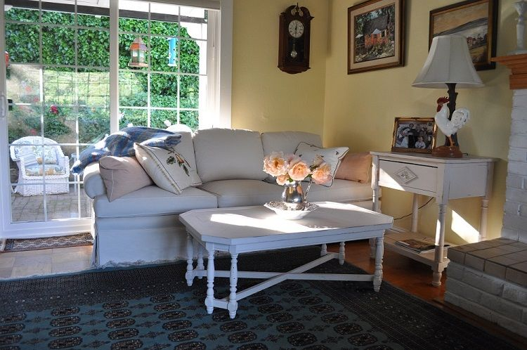 View Perfect Mill Valley rental just