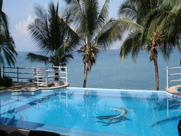 View Villa Garza Blanca   Stunning
