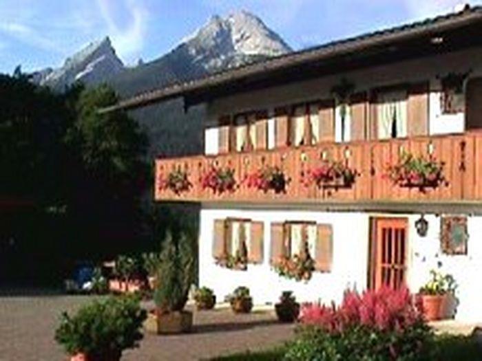 View Alpine House Berghof Punzenlehen