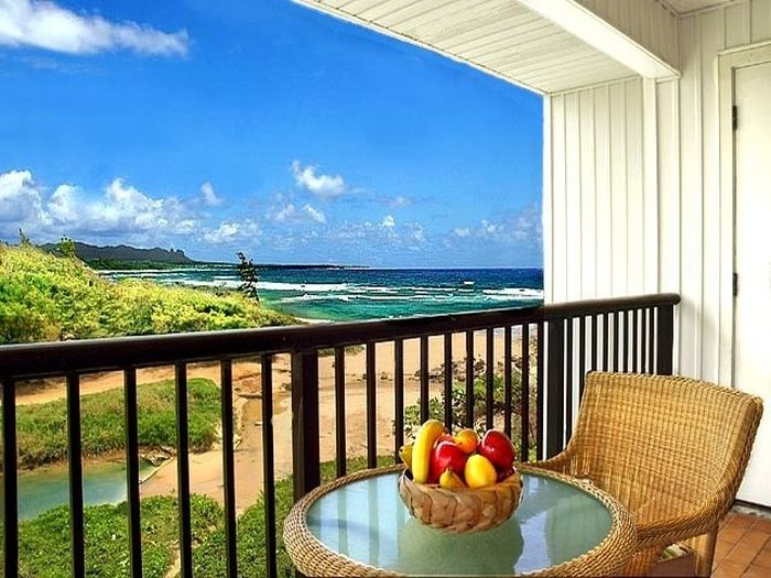 View Kauai Beach Villas G6  Oceanfront
