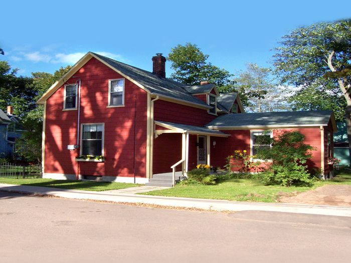 View School Street House