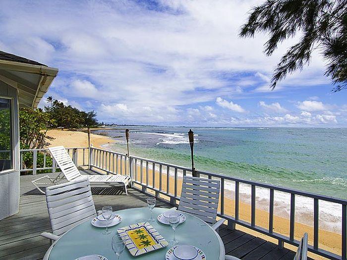 View Northshore Oceanfront  Getaway
