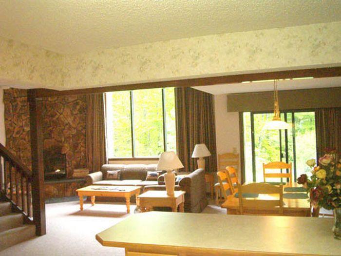 View Lake Placid Club Lodges
