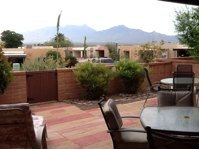 View Desert Hills 2 Bdrm 2 Bath Townhouse