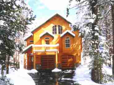 View Tahoe Donner Lee Home