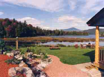 View Placid Bay Inn on Lake Placid