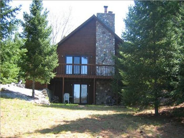 View Chain Lake Log Lodge