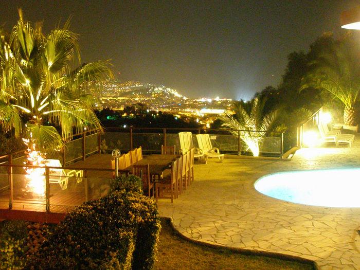 View Roof of Nice  Luxury Villa near