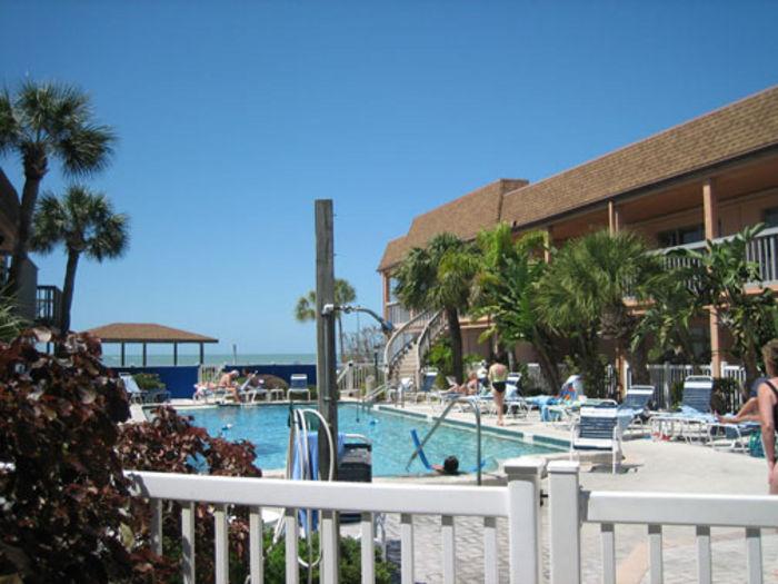 St Pete Beach Florida Mariner Beach Club