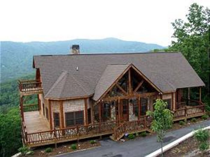View Camelot Cabin in the North GA Mountains